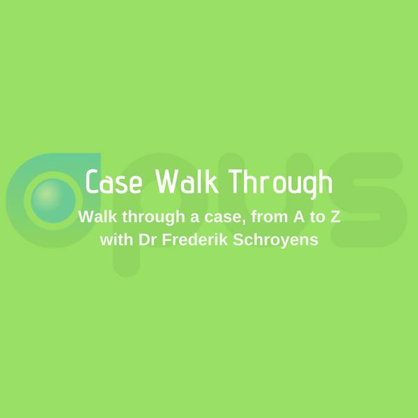 case walk through