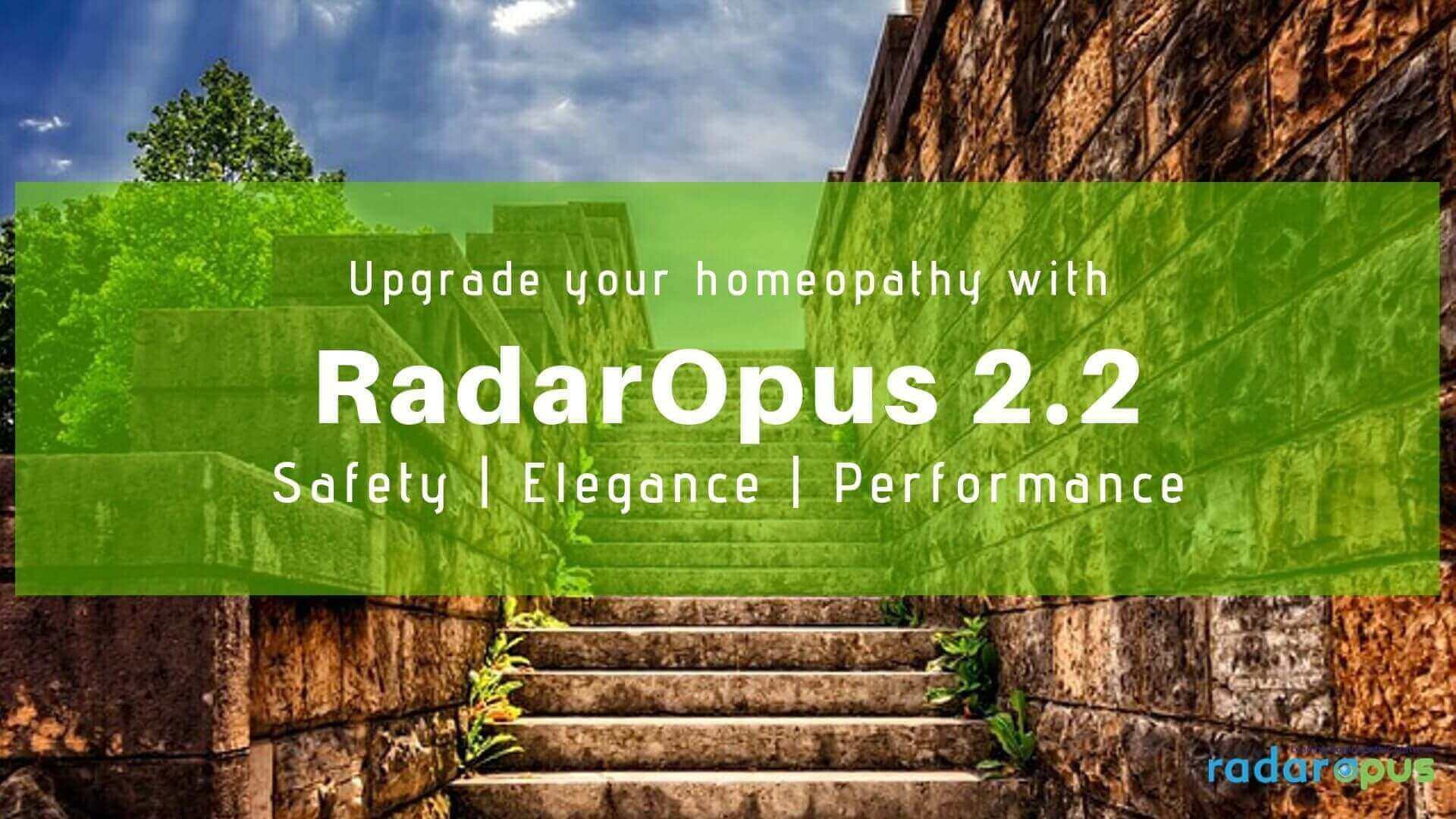 radaropus 2.2 update